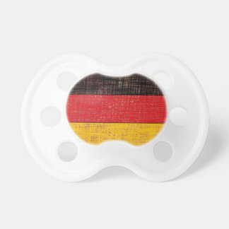 GERMANY FLAG Pacifier