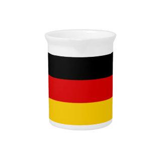 Germany Flag Pitcher