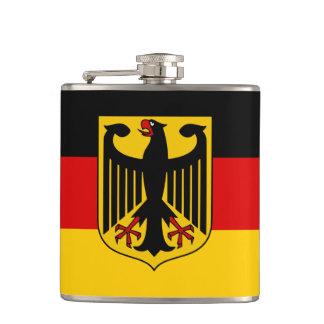 Germany flag quality flasks