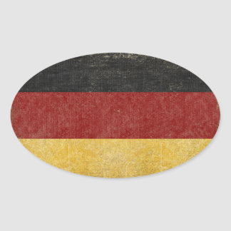Germany Flag Stickers