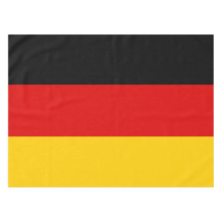 Germany Flag Tablecloth