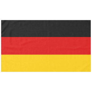 Germany Flag Tablecloth
