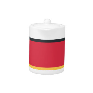 Germany flag using Twitter emoji