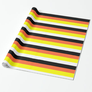 Germany Flag Wrapping Paper