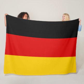 GERMANY FLEECE BLANKET