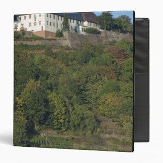 Germany, Franconia, Wertheim. Special hillside Binders