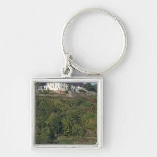 Germany Franconia Wertheim Special hillside Key Chain