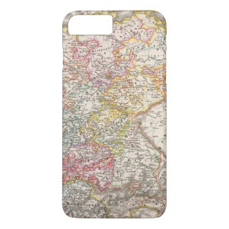 Germany from 1495 to 1618 iPhone 7 plus case