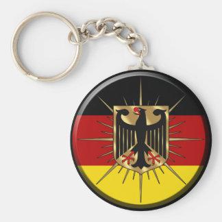 Germany Fussball Deutschland World Champions gifts Basic Round Button Keychain