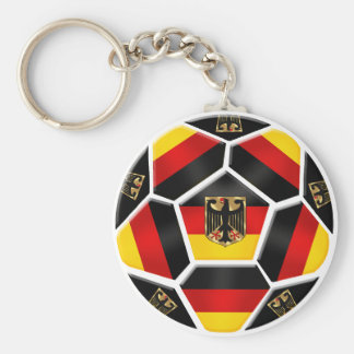 Germany - Germany Ball 2014 world cup soccer fans Basic Round Button Keychain