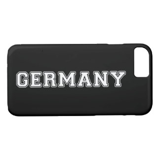Germany iPhone 8/7 Case