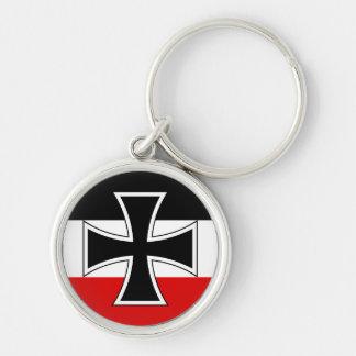 Germany Iron Cross Keychain