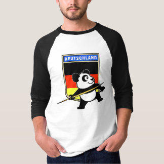 Germany Javelin Panda T-Shirt