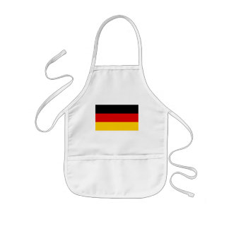 germany kids apron