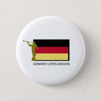 GERMANY LEIPZIG MISSION LDS CTR 2 INCH ROUND BUTTON
