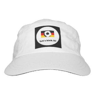 Germany...Let's kick it! Hat