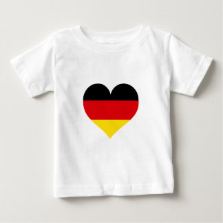 Germany Love Baby T-Shirt