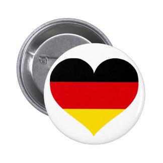 Germany Love Pin