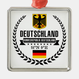 Germany Metal Ornament