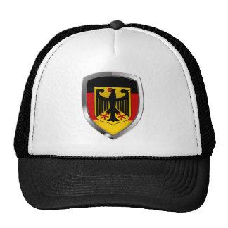 Germany Metallic Emblem Trucker Hat