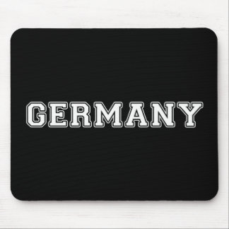 Germany Mouse Pad