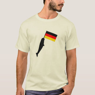 Germany Narwhal T-Shirt