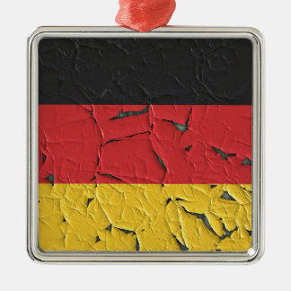 Germany Nation Europe Flag National Patriotism Metal Ornament