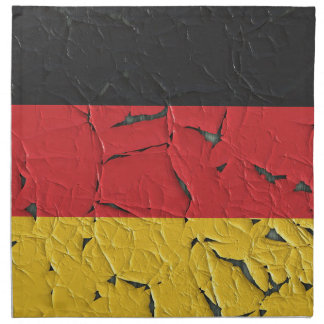 Germany Nation Europe Flag National Patriotism Napkin