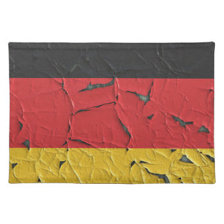Germany Nation Europe Flag National Patriotism Placemat