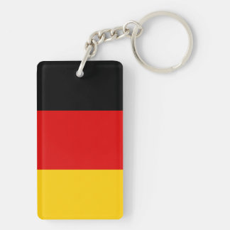 Germany National World Flag Keychain