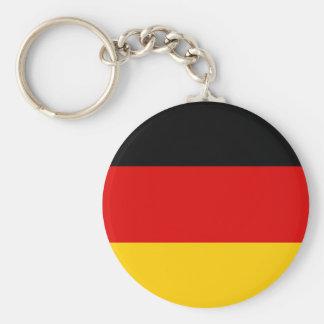 Germany National World Flag Keychain