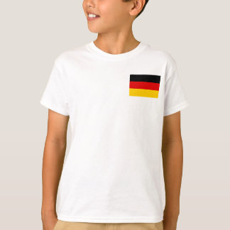 Germany National World Flag T-Shirt