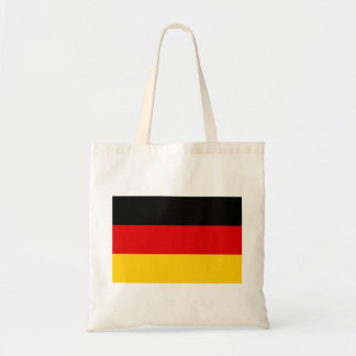 Germany National World Flag Tote Bag