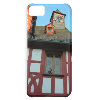 Germany, Rhineland, Rhens, half timbered houses 5 Case For iPhone 5C