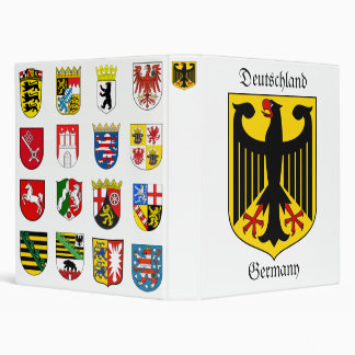 Germany Ring Binder