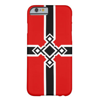 Germany Rune Cross iPhone Case