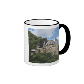Germany, Sankt Goarshausen, Sankt Goarshausen Ringer Coffee Mug