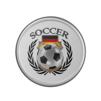 Germany Soccer 2016 Fan Gear Bluetooth Speaker