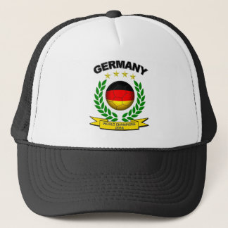 Germany Soccer  2147 Trucker Hat