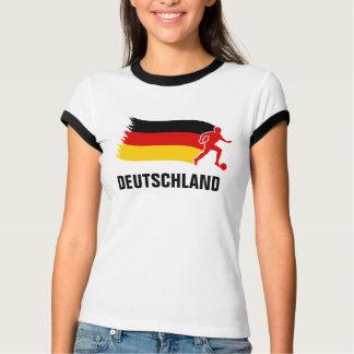 Germany Soccer Flag T-Shirt