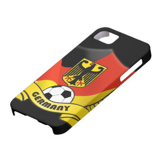 Germany Soccer iPhone 5 Cover