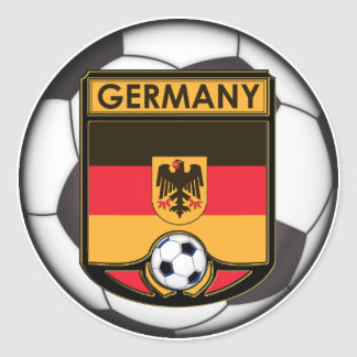 Germany Soccer Stickers