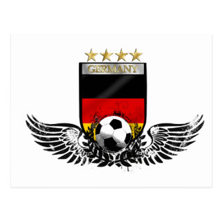 Germany soccer world champions 2014 Weltmeister Postcard