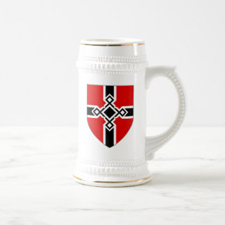 Germany Stein - Rune Cross Shield