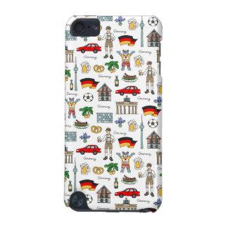 Germany   Symbols Pattern iPod Touch 5G Case