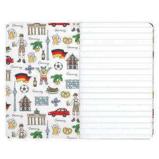 Germany | Symbols Pattern Journal