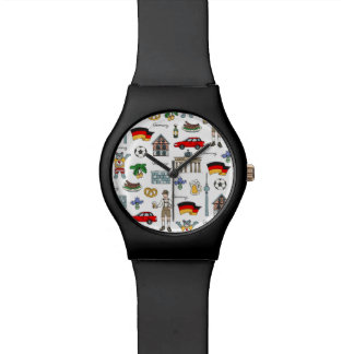 Germany | Symbols Pattern Watch