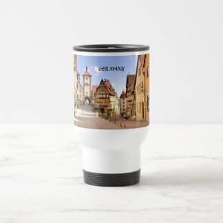 GERMANY TRAVEL MUG