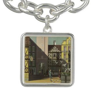 GERMANY Vintage Travel bracelet / charm