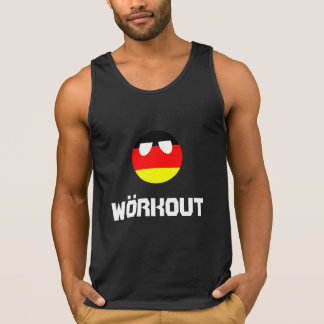 Germany Workout Shirt